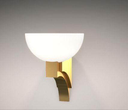 1930s wall light - Model 348 B V