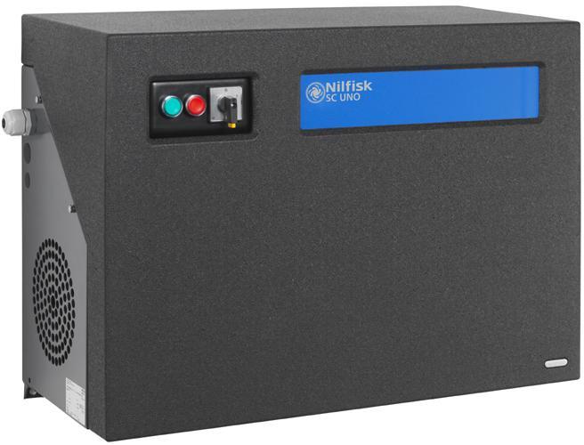 NILFISK SC UNO 5M, 6P & 7P - Nettoyeurs haute pression... - Nettoyeurs haute pression eau froide stationnaires à 1 pompe