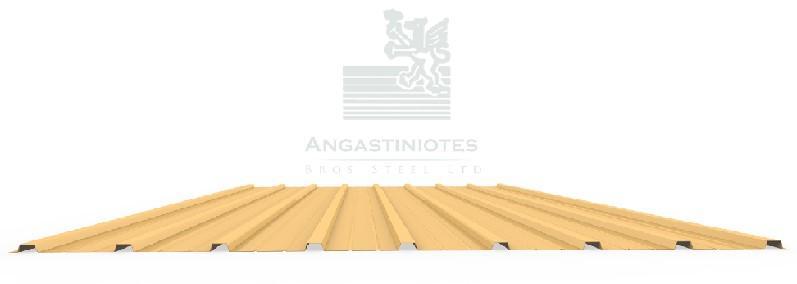 Trapezoidal Profile Sheet - Trapezoidal Profile Roofing Sheet A10