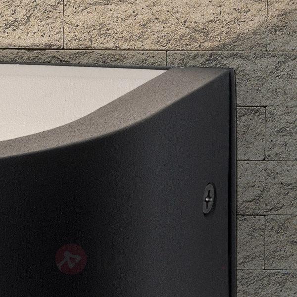 Applique d'extérieur LED Hadrien IP44 - Appliques d'extérieur LED