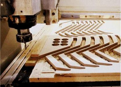Corte a Fresa / CNC