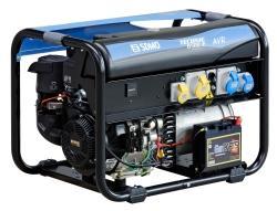 Groupes électrogènes - TECHNIC 6500 E AVR UK