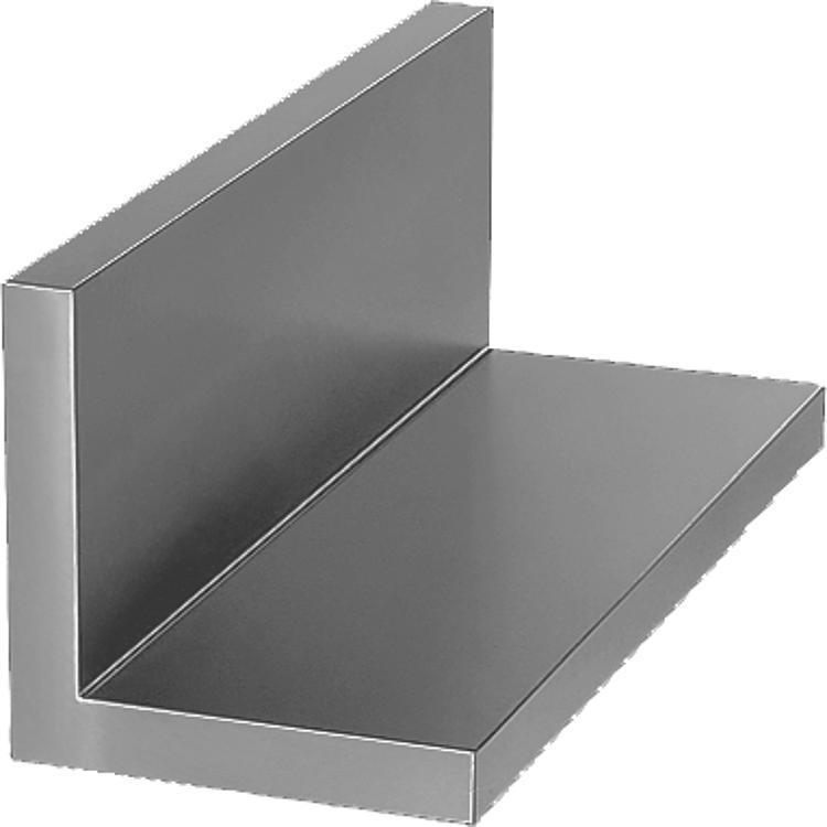 Profil en L Fonte grise et aluminium - Profilés