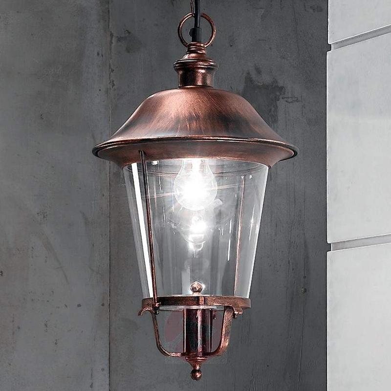 Mariella Outside Hanging Light Decorative - Outdoor Pendant Lighting