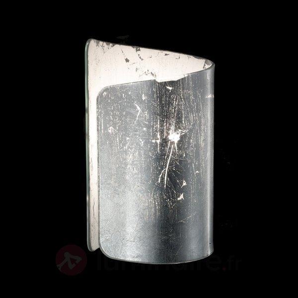 Applique unique Papiro - Appliques en verre