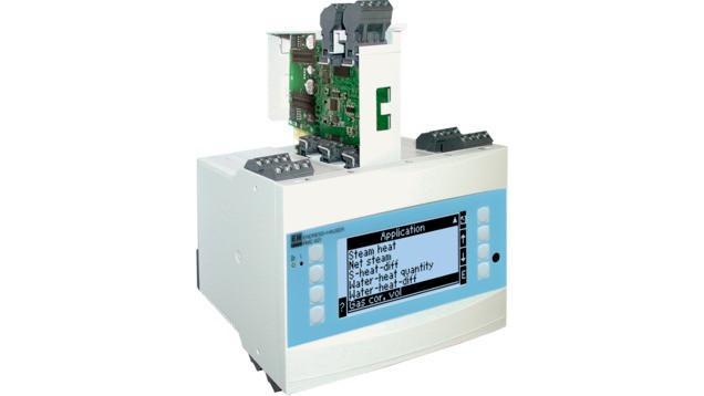 RMC621 Contador de caudal y energía -
