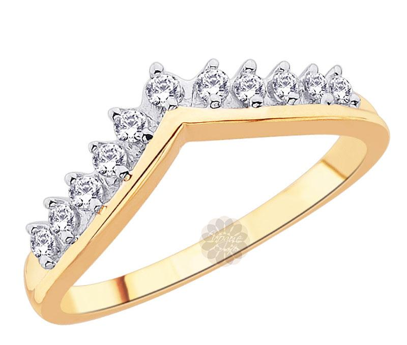 Designer Gold Ring -