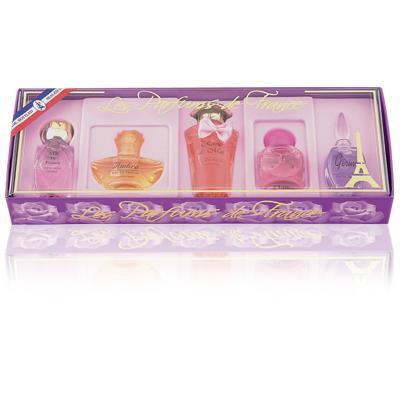Les Parfums de France - Re FL5 - Coffrets de Miniatures