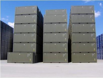 Army Containers - Designed and built for military applications and emergency use, they can be tran