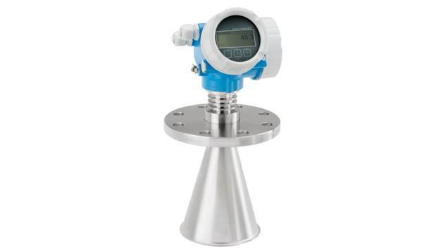 Radar measurement Time-of-Flight Micropilot FMR54 -
