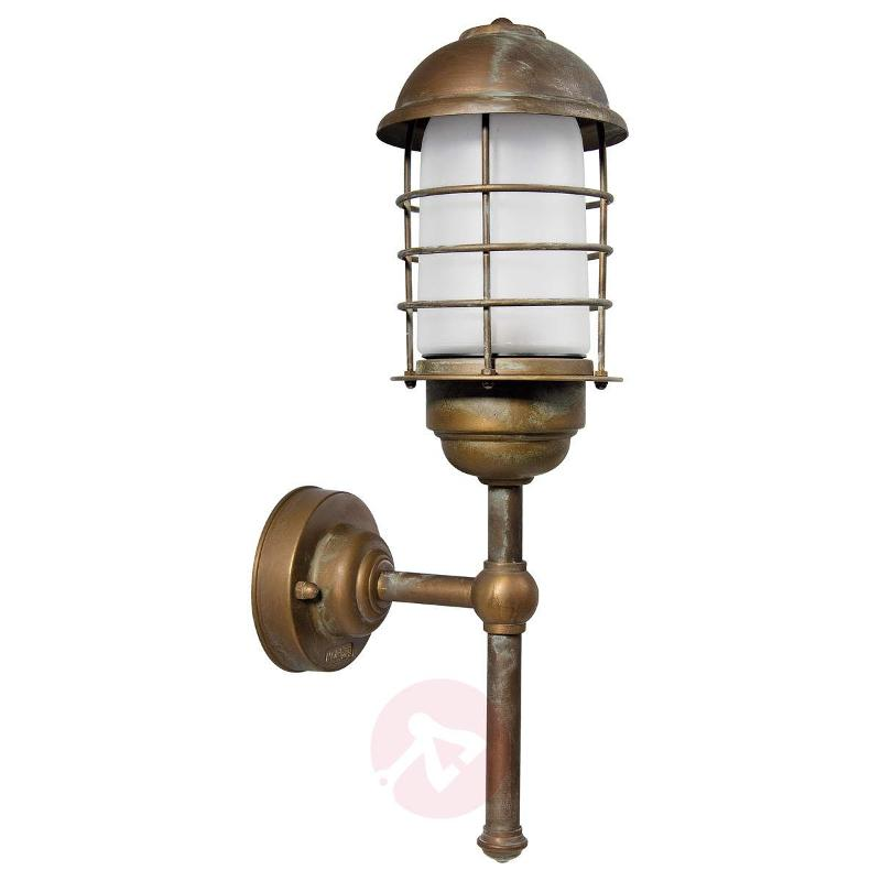 Seawater-resistant outdoor wall light Carlon - Outdoor Wall Lights