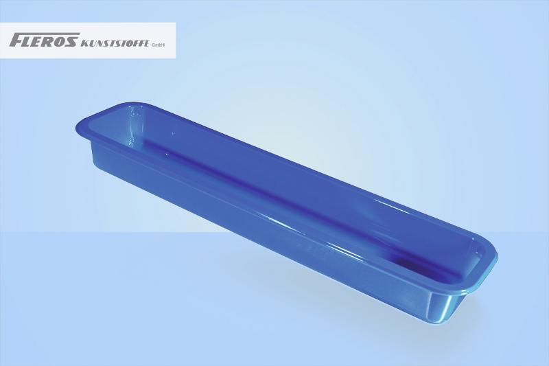 Sealing bowls - FS 400 LT* rectangular bowl, able to seal