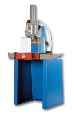 Macchine : Presse pneumatiche da banco - 1T