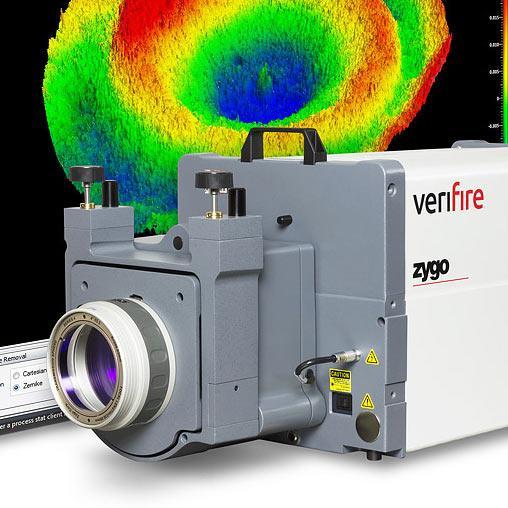 Verifire™ - Precise vibration-robust interferometer system