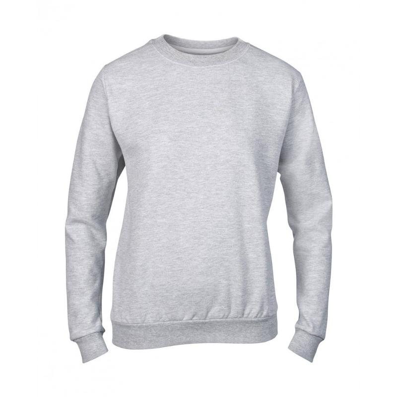 Sweat femme Fashion ras de cou - Sans capuche