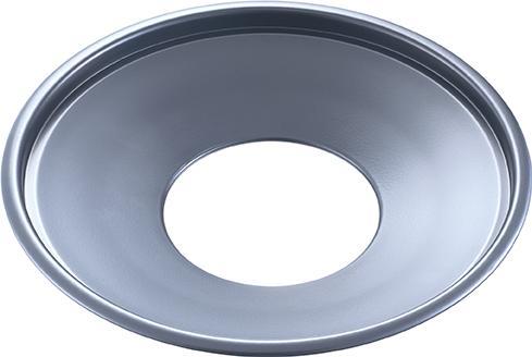 Z10550 - Löschkopf für Sicherheitspapierkorb 6L (Z16050) - silber