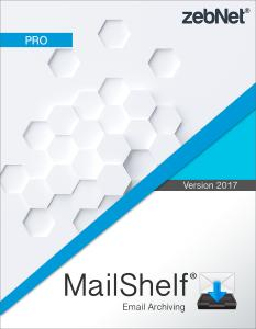 MailShelf Pro - A Turnkey Solution for Compliant Email Archiving