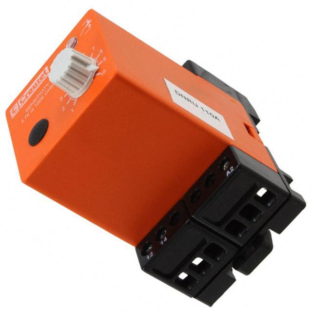CONTROL LIQ LEV 110VAC DIN RAIL - Crouzet DNRU110A