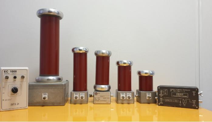 Differents Types de Condensateurs de Couplage - Couplage tests DECHARGES PARTIELLES