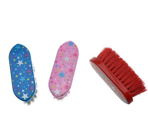 horse/cattle/dog/cat/pet body brush with nylon strap - horse,cattle body brush/dog,cat hair brush/pet grooming brush