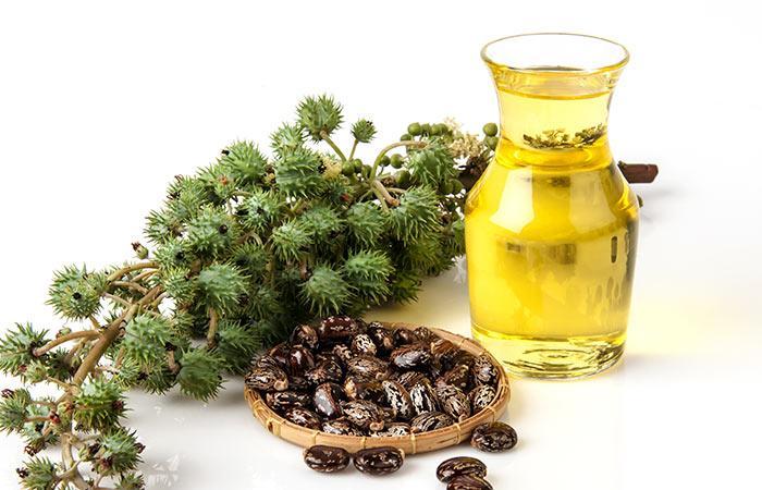 Organic Castor seed oil