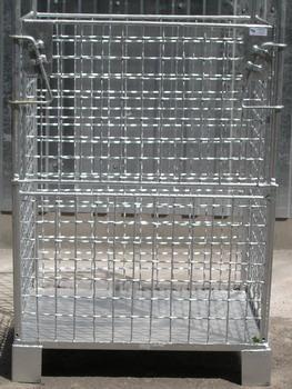 Контейнер сетчатый - для транспортировки и хранения