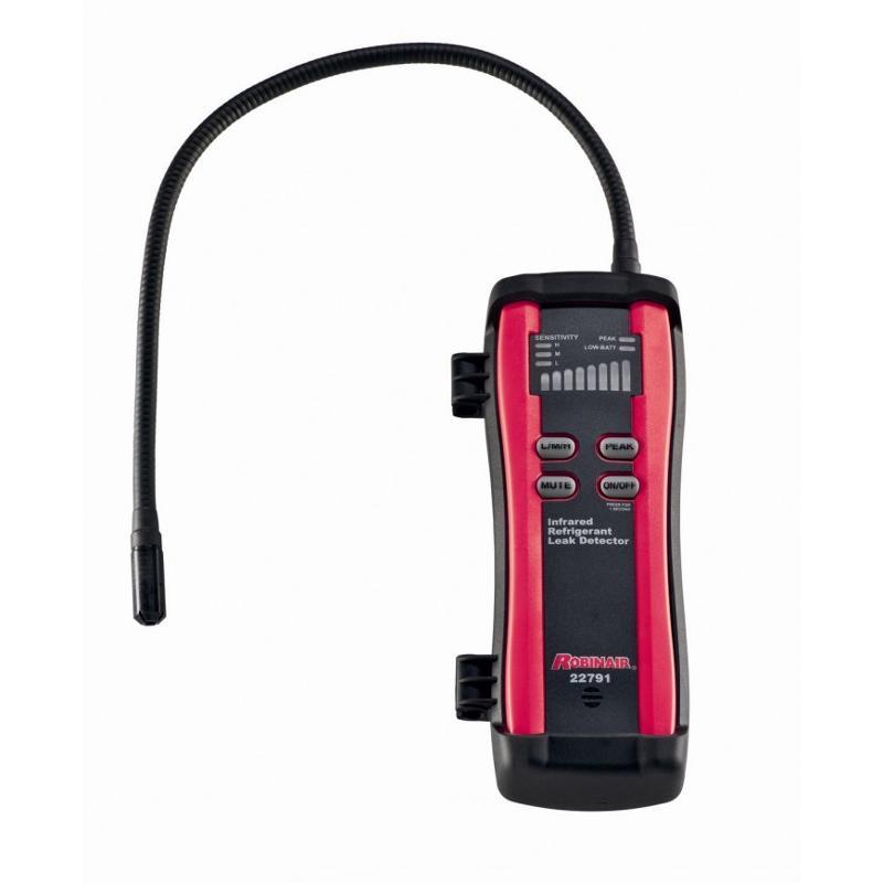 Robinair elektronische lekdetector voor 1234yf en R134 - Service airco