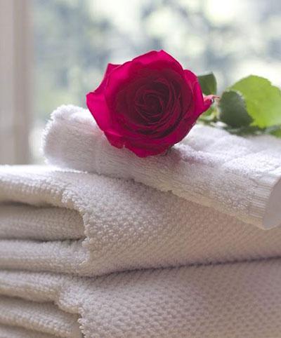 Serviettes Hotels Et Spas - null