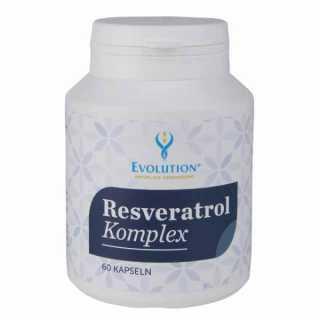 Resveratrol Complex 60 Capsules - null