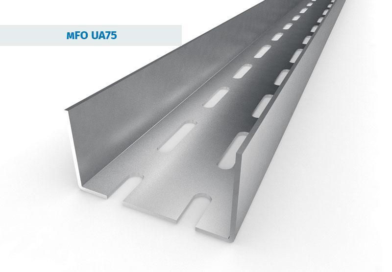 Stahlprofile für den Trockenbau im Innenbereich - Wand-, Decken- und Rahmenstahlprofile, Trennwände mit Tragwerken aus CW- und UW-