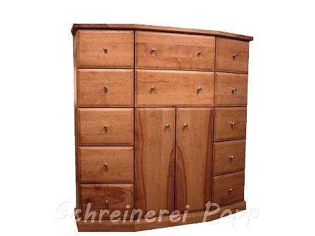 Maß Möbel aus Massivholz