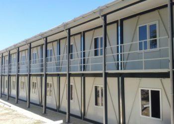 MODULAR BUNGALOW BUILDING - null