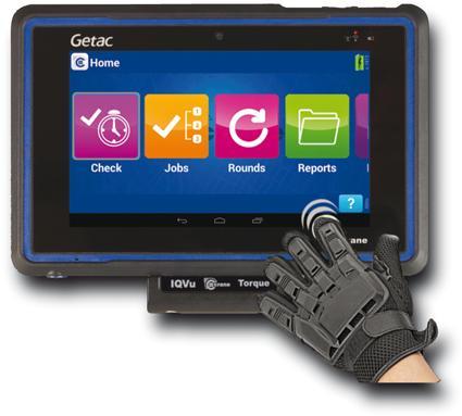 QA Meas. Systems Crane Electronics - IQVu Plus