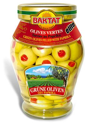 Elite G. Olives stuffed Paprika - null