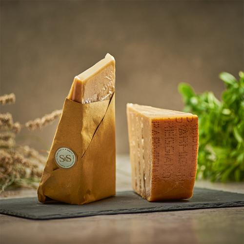 Parmigiano Reggiano Cheese - Parmigiano Cheese PDO 24 Months 500g Vacuum Packed