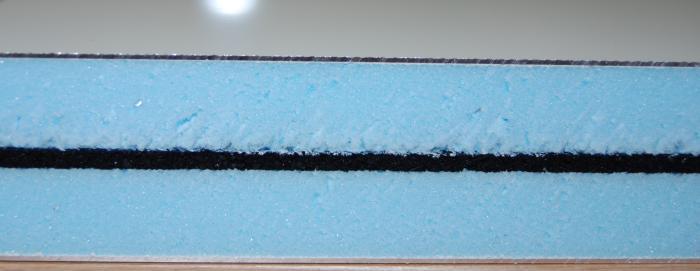 Three- layer Acoustic Panel
