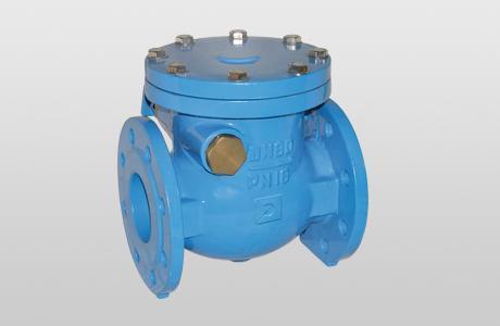 Swing-check-valve SCV. - GGG-50