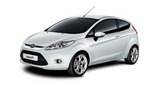 CAR RENTAL FORD FIESTA - All rentals cars come with Air Condition and Radio CD