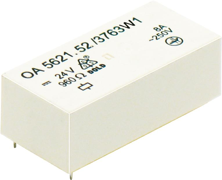 Safety relays with forcibly guided contacts - OA 5621