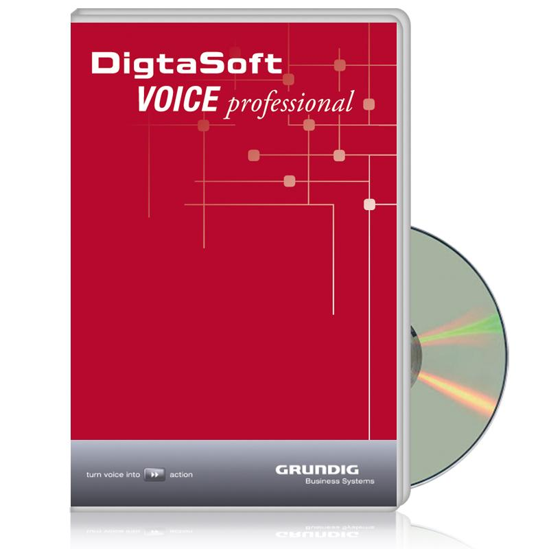DigtaSoft Voice professional