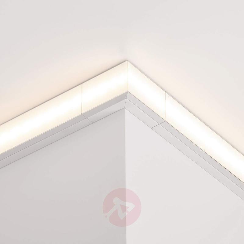Luminous outside - corner connector Convenio LED - Ceiling Lights