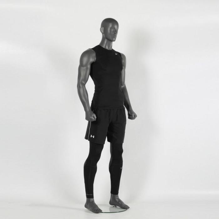 Sport male mannequins - Sport display mannequins