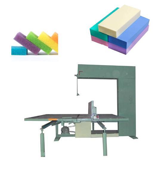 Vertical Foam Cutting Machine -