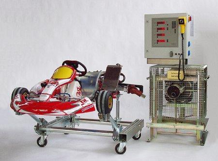Banchi di prova motori - Dinamometri motore