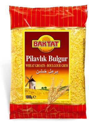 Bulgur-Wheat groats - null