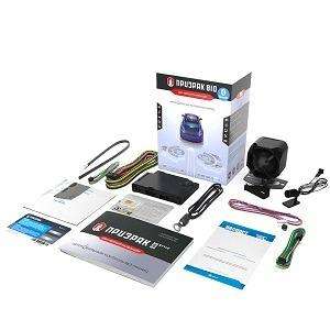 Vehicle security and telematic system - Prizrak-810/BT, Aftermarket