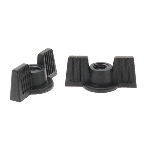 Nylon Fixings, Screws & Plastic Fasteners - Nylon Panel Fixings & Fasteners