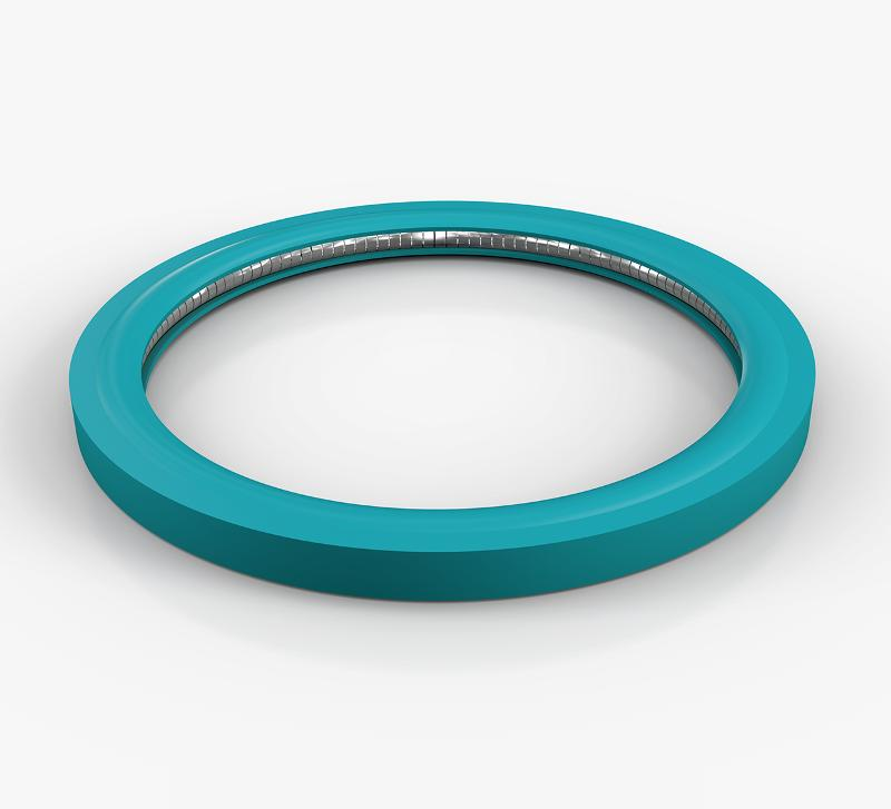Static Seals - Turcon® Variseal® HF Flange Seals for Internal Pressure