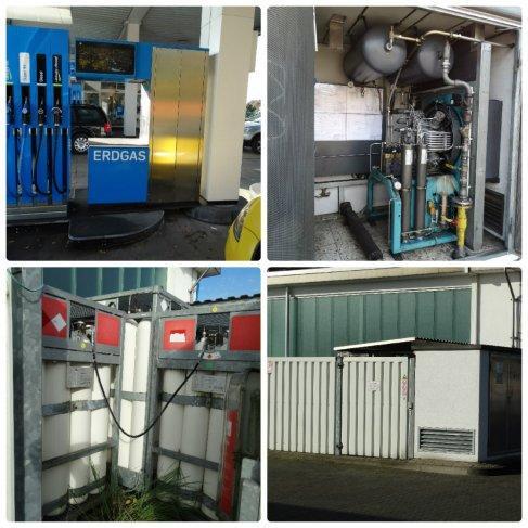 Оборудование АЗС - АГНКС - Газовые компрессорные станции