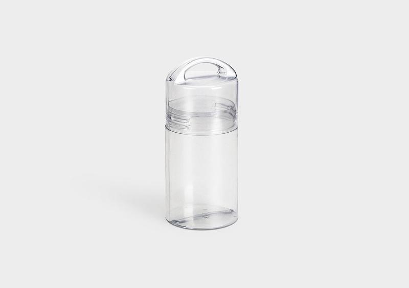 HolidayBox - Plastic Tube